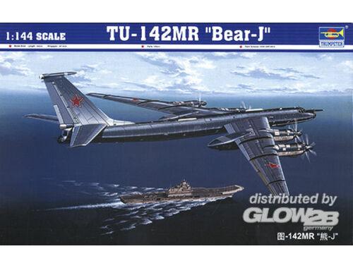 Trumpeter TU142MR Bear-J 1:144 (03905)