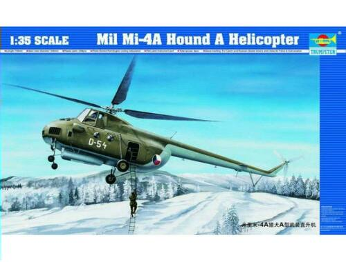 Trumpeter Mil Mi-4 Hound A 1:35 (5101)