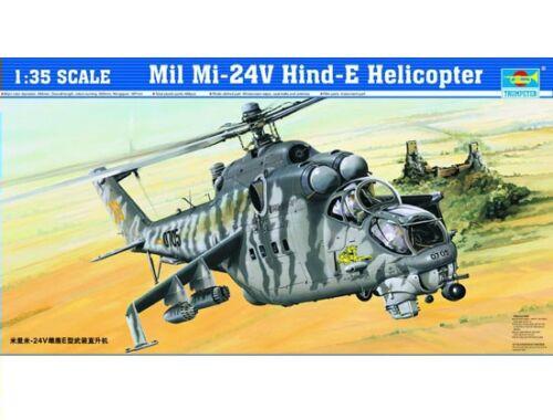 Trumpeter Mil Mi-24 V Hind-E 1:35 (5103)