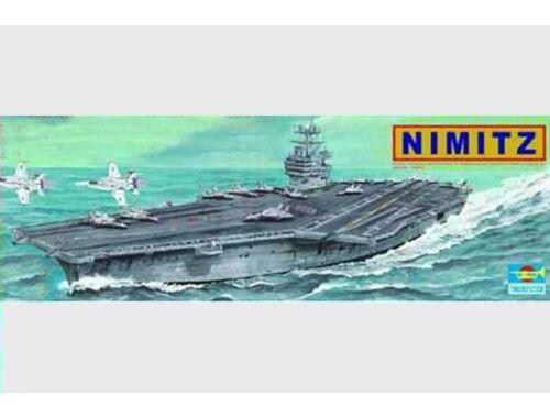 Trumpeter Aircraft Carrier USS Nimitz CVN 68 1:500 (5201)