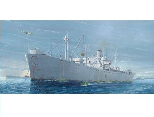 Trumpeter S.S. Jeremiah O'Brien Liberty Ship 1:350 (5301)