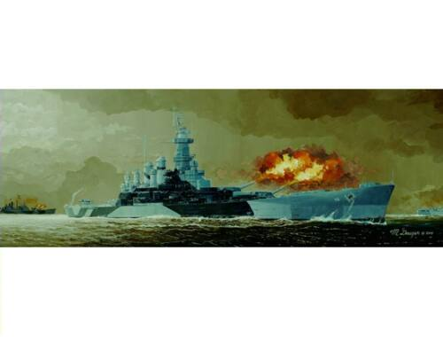 Trumpeter USS North Carolina BB-55 1:350 (5303)