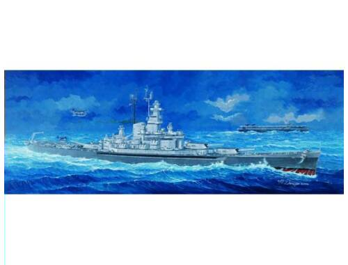 Trumpeter USS Massachusetts BB-59 1:350 (5306)
