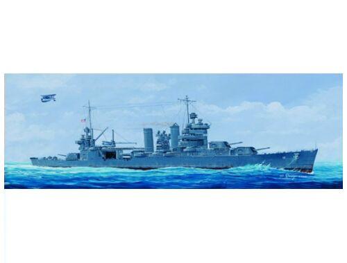 Trumpeter USS San Francisco CA-38 1:350 (05309)