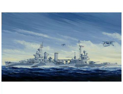 Trumpeter USS San Francisco CA-38 1944 1:350 (5310)