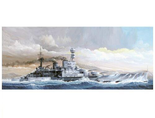 Trumpeter HMS Repulse 1941 1:350 (5312)