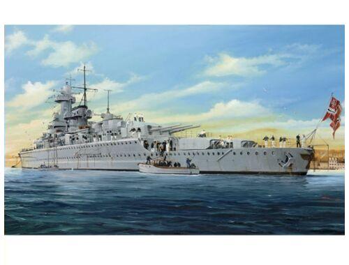 Trumpeter Pocket Battleship (Admiral Graf Spee) 1:350 (5316)