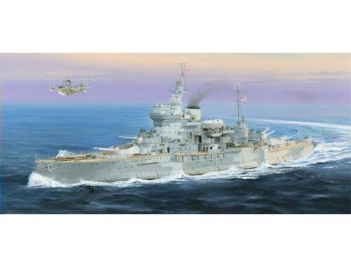 Trumpeter Battleship HMS Warspite 1:350 (05325)