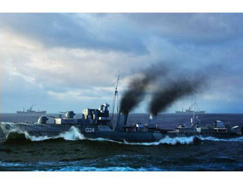 Trumpeter HMCS Huron Destroyer 1944 1:350 (5333)
