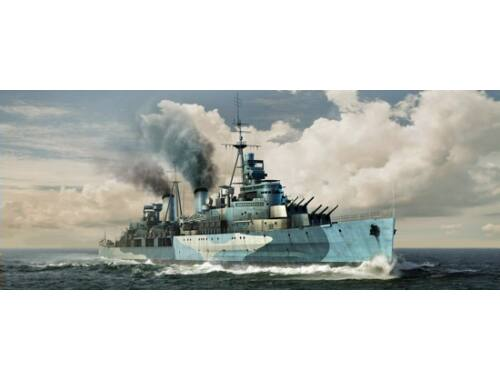 Trumpeter HMS Belfast 1942 1:350 (05334)