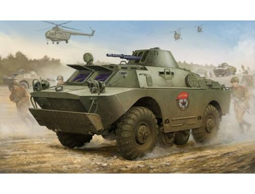 Trumpeter Russian BRDM-2 early 1:35 (05511)
