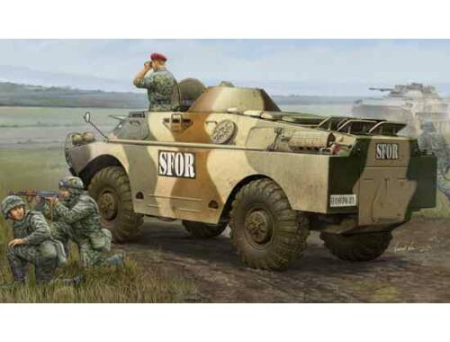 Trumpeter Russian BRDM-2 /(Late) 1:35 (05512)
