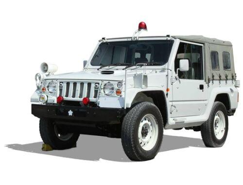 Trumpeter JGSDF type 73 Light Truck (Police) 1:35 (5518)