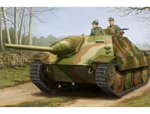 Trumpeter German Jagdpanzer 38(t) STARR 1:35 (5524)