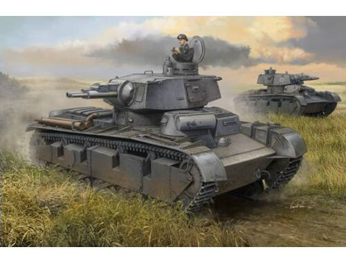 Trumpeter German NBFZ (Type I) 1:35 (05527)