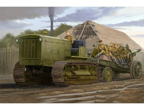 Trumpeter Russian ChTZ S-65 Tractor 1:35 (05538)