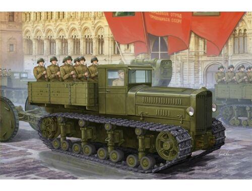 Trumpeter Soviet Komintern Artillery Tractor 1:35 (5540)
