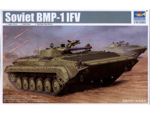 Trumpeter Soviet BMP-1 IFV 1:35 (5555)