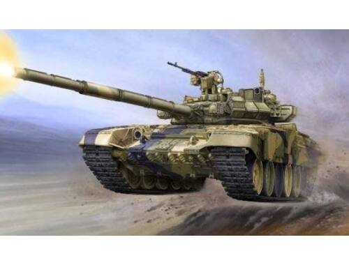 Trumpeter Russian T-90A MBT - Cast Turret 1:35 (05560)
