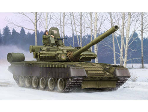 Trumpeter Russian T-80BV MBT 1:35 (05566)