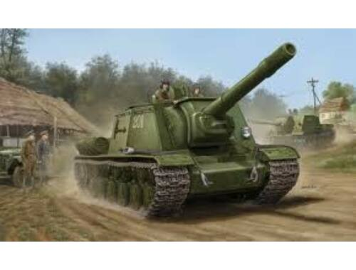Trumpeter Soviet SU-152 Tank - Late 1:35 (05568)