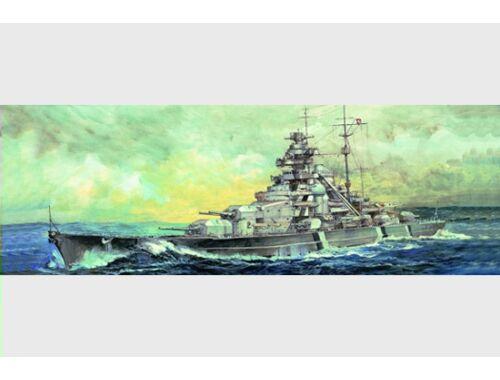 Trumpeter Schlachtschiff Bismarck 1941 1:700 (05711)