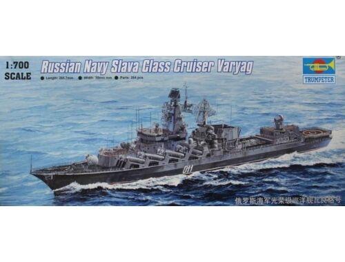Trumpeter Russischer Kreuzer Varyag der Slava Class 1:700 (05721)