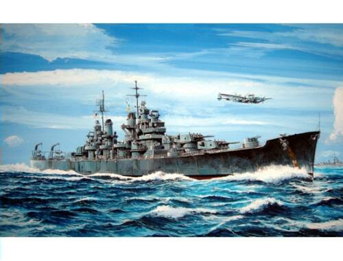 Trumpeter USS Baltimore CA-68 1943 1:700 (05724)