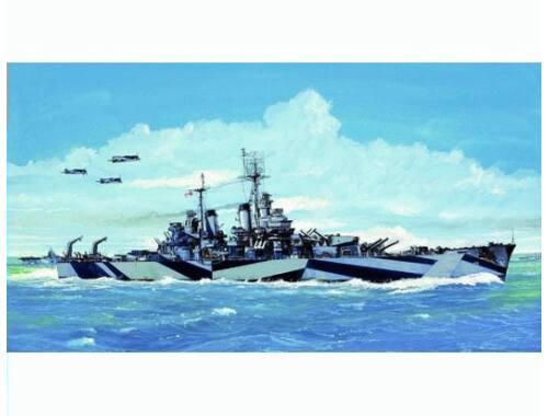 Trumpeter USS Baltimore CA-68 1944 1:700 (05725)