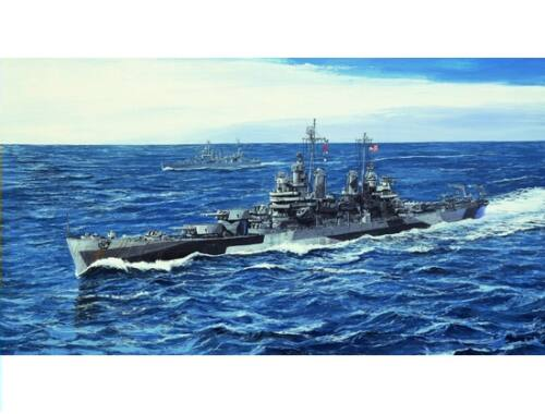 Trumpeter USS Pittsburgh CA-72 1944 1:700 (05726)