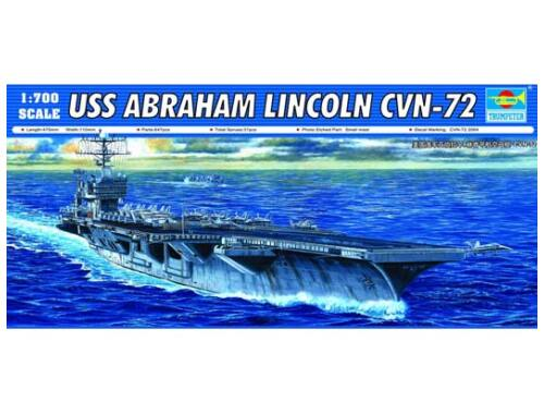 Trumpeter USS Abraham Lincoln CVN-72 1:700 (5732)