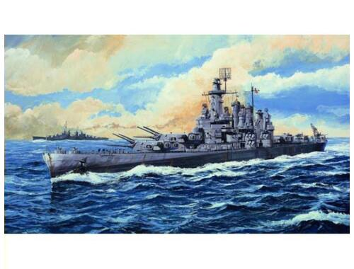 Trumpeter USS Washington BB-56 1:700 (5735)