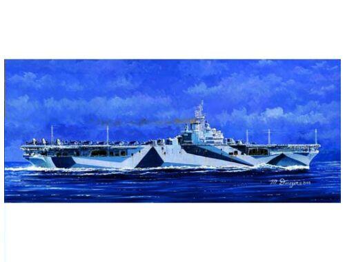 Trumpeter USS Ticonderoga CV-14 1:700 (5736)