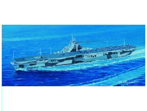 Trumpeter USS Hancock CV-19 1:700 (05737)