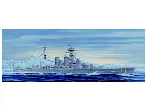 Trumpeter HMS HOOD 1931 1:700 (05741)