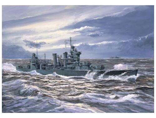 Trumpeter USS New Orleans CA-32 (1942) 1:700 (5742)