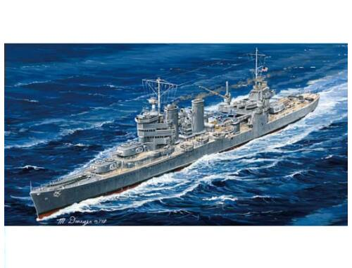 Trumpeter USS Astoria CA-34 1942 1:700 (5743)