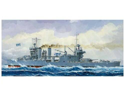 Trumpeter USS Minneapolis CA-36 (1942) 1:700 (05744)
