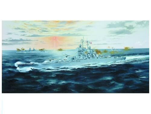 Trumpeter French Navy Jean Bart 1955 1:700 (5752)