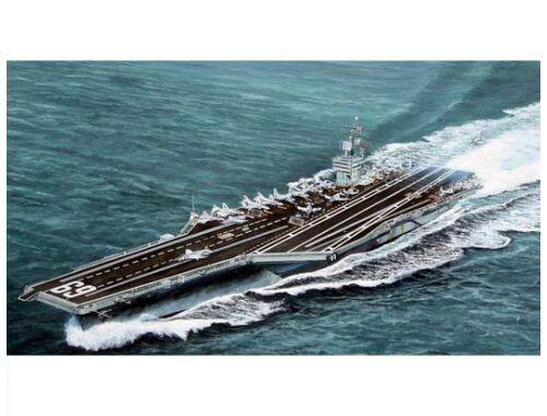 Trumpeter USS Dwight D. Eisenhower CVN-69 1978 1:700 (5753)