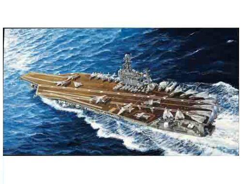 Trumpeter USS Theodore Roosevelt CVN-71 2006 1:700 (5754)