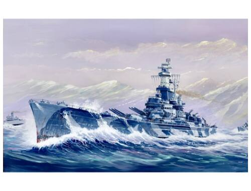 Trumpeter USS Alabama (BB-60) 1:700 (05762)