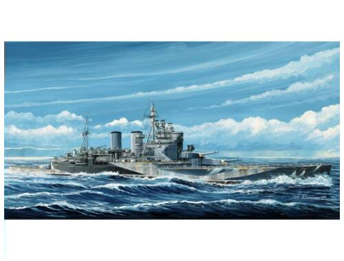 Trumpeter HMS Renown 1945 1:700 (05765)