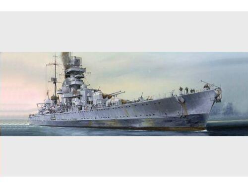 Trumpeter German cruiser Prinz Eugen 1945 1:700 (05767)