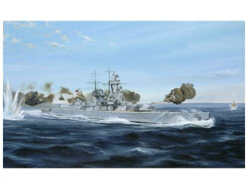 Trumpeter Ger.Pocket Battleship Admiral G.Spee1930 1:700 (05774)