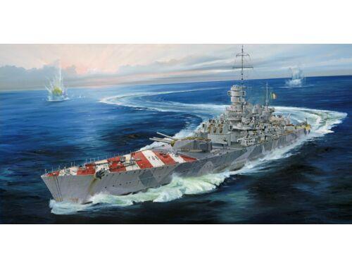 Trumpeter Italian Navy Battleship RN Roma 1943 1:700 (5777)