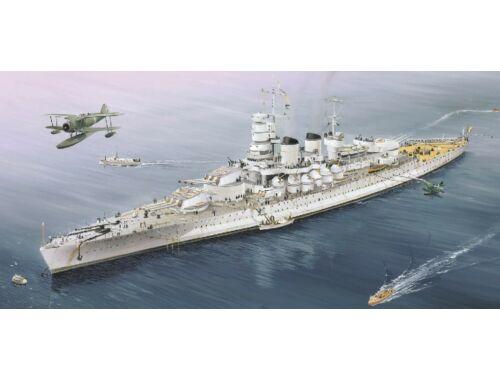 Trumpeter Italian Navy Battleship RN V.Veneto 1940 1:700 (5779)