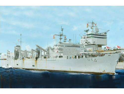 Trumpeter AOE Fast Combat Support Ship-USS Detroit 1:700 (05786)