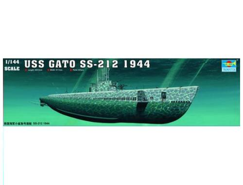 Trumpeter USS GATO SS-212 1944 1:144 (05906)