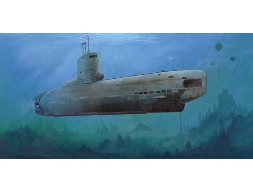Trumpeter German Type XXIII U-Boat 1:144 (5908)